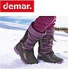 Рекомендации при покупке обуви Demar