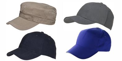 Мужские кепки, бейсболки, панамы