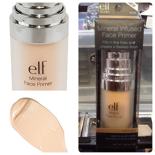 Праймер e.l.f. Studio Mineral Illuminating Face Primer Radiant Grow