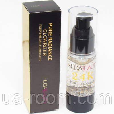 Праймер Huda Beauty 24К Pure Radiance Glow Rizer 30 мл, фото 2