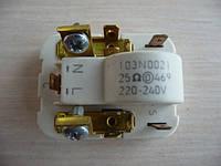 Реле пусковое Danfoss 103N0021 для холодильника (данфос)