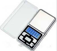 Весы карманные ювелирные до 500 грамм (для бисера и других мелочей)