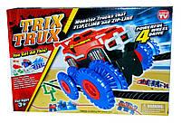 Канатный трек Trix Trux - Monster Truck детский конструктор