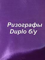 Ризографы Duplo