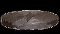 Лента ременная сумочная ёлочка двойная