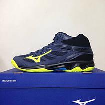 Волейбольные кроссовки высокие Mizuno Thunder Blade Mid V1GA1875 47, фото 3