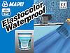 Краска для бассейнов Elastocolor Waterproof , Mapei 20 кг,цвет белый