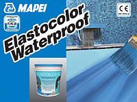 Фарба для басейнів Elastocolor Waterproof , Mapei 20 кг,колір білий