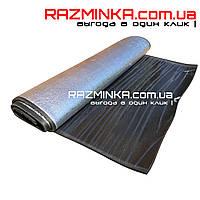Вспененный каучук 9мм самоклеющийся с металлизированной пленкой