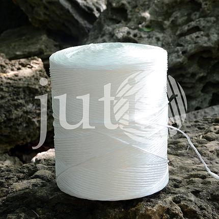 Шпагат сеновязальный 4 мм - 2000 метров - 4 кг (полипропиленовый), фото 2