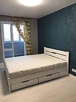 Кровать Айрис с ящиками, фото 1