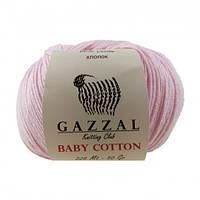 Пряжа Gazzal Baby Cotton 3411 для Ручного Вязания