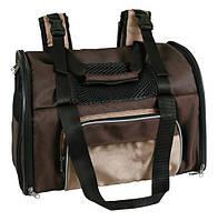 Рюкзак-переноска Trixie deLuxe для животных до 8 кг, 41х30х21