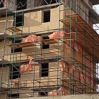 Леса строительные ригельные комплект 400 кв.м. в аренду
