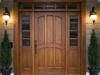 Входные двери в дом – необходимость