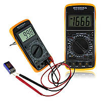 Тестер мультиметр DT9205A GAV 398
