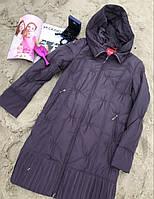 Удлиненная женская демисезонная куртка, пальто,полупальто, фото 1