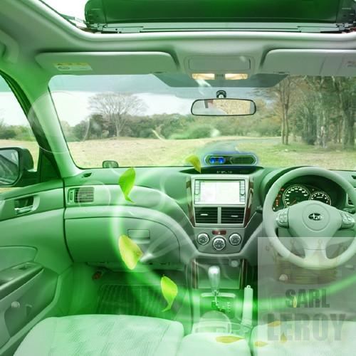 Очиститель ионизатор воздуха для авто
