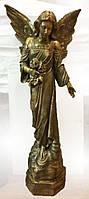 Декор для памятника скульптура Ангела  Р220