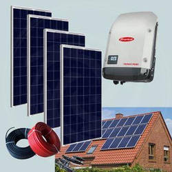 Солнечные батареи (панели) и комплектующие солнечных электростанций
