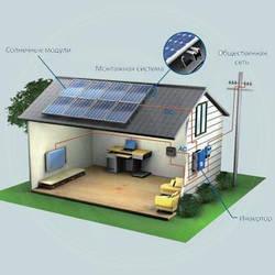 Солнечные электростанции под Зеленый Тариф