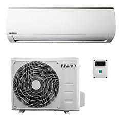 Холодильный агрегат (установка) сплит-система Fanreko FSRH-08W (0...+10C) от 8 до 12 м.куб