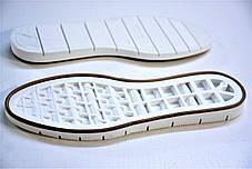 Подошва для обуви женская Амина-2 біла-бежева р,36-41, фото 3
