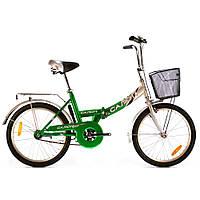 """Велосипед складной Салют+24"""", фото 1"""