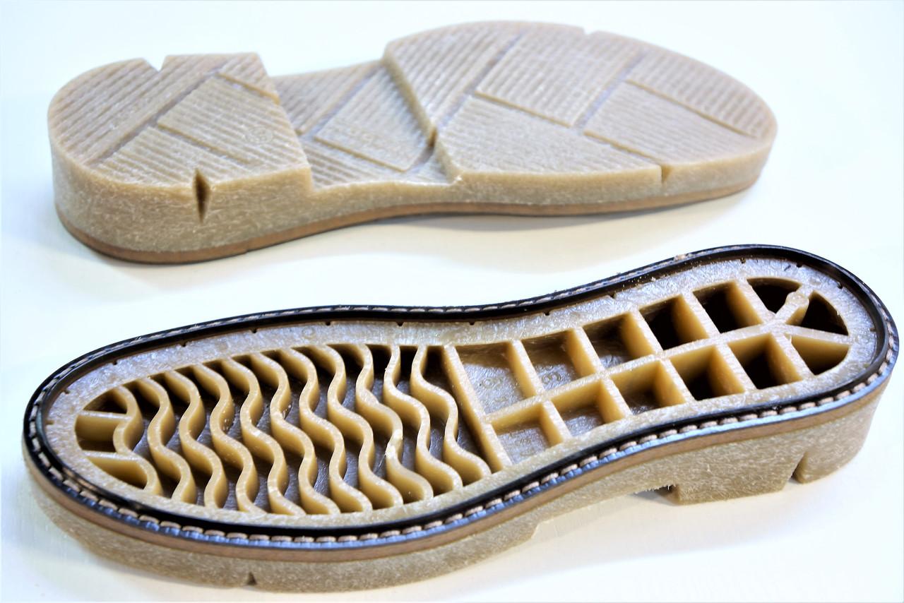 Подошва для обуви женская Астра-9 бежева р.36-41