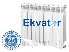 Радіатор біметалічний SUMMER (EKVATOR)75/500