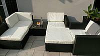 Набор уличной мебели LISBON из ротанга