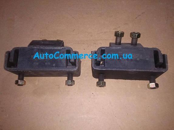 Подушка опоры КПП FAW 1051, FAW 1061 (Фав 1051,1061), фото 2