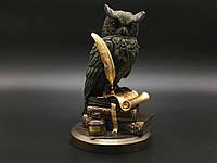 "Подарочная статуэтка Veronese ""Сова на книгах"" 75033A5"