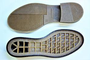 Подошва для обуви женская Брук-2 бежевая р.36-41, фото 2