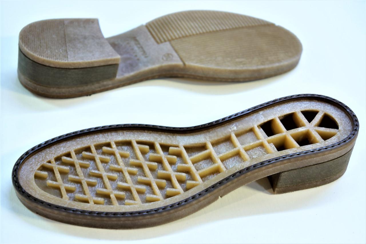Подошва для обуви женская Брук-2 бежевая р.36-41
