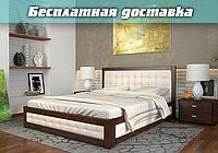 Кровать деревянная Рената М с подъемным механизмом