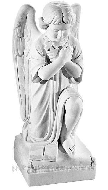 Скульптура Ангелочка на памятник Kosmolux263/54