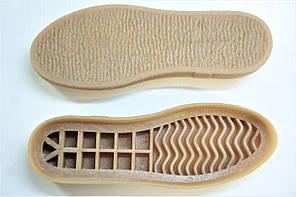 Подошва для обуви женская Люси-4 Бежева р.36-41, фото 2