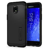 Чехол Spigen для Samsung Galaxy J3 Slim Armor, Black (594CS24018)