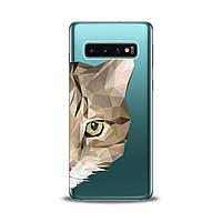 Чехол силиконовый для Samsung (3D Cat, Design) Galaxy Note 9 самсунг галакси ноут silicone case