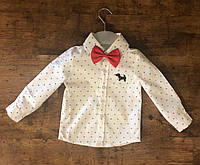 "Рубашка для мальчика марки ""JUSTY"""