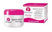 Dermacol Queen night cream - Ночной крем для сухой и очень сухой кожи
