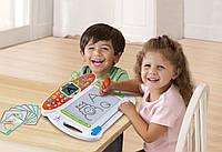 Детский обучающий, интерактивный планшет для письма и рисования, Vtech США