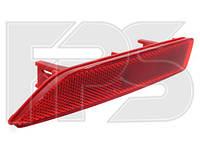 Фонарь задний Honda CR-V III 2006-2009 правый в бампере, пассивный (катафот) 3010 F6-P