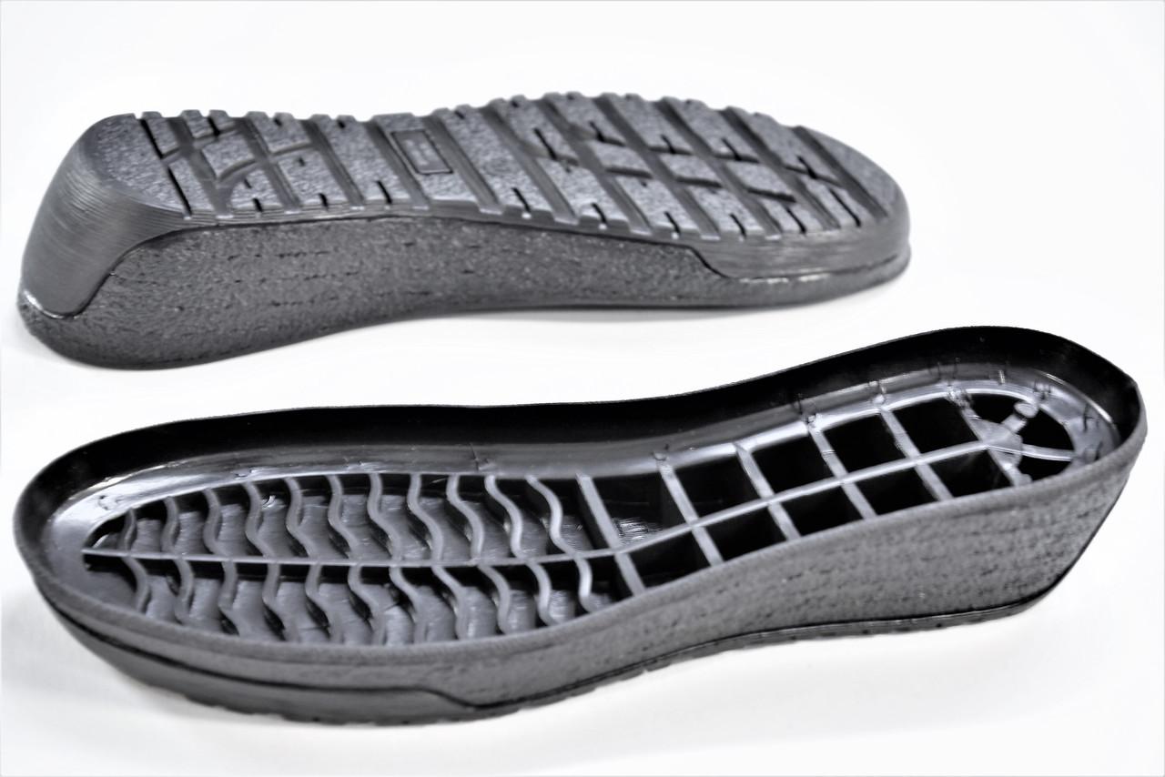 Подошва для обуви женская Марго-3 чорна р.37
