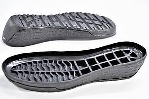 Подошва для обуви женская Марго-3 чорна р.37, фото 2