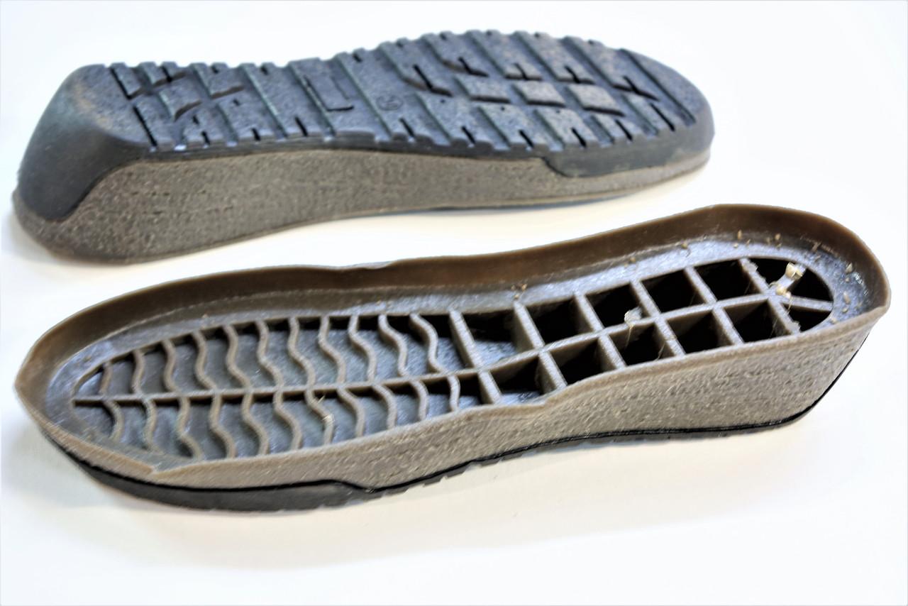 Подошва для обуви женская Марго-3 коричнева р.36-41