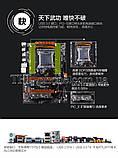 Материнська плата HuananZHI X79 Plus Huanan Motherboard LGA2011 1650, 2680 V2 Huanan Lga 2011, фото 4