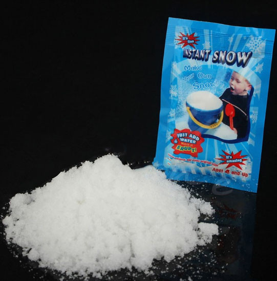 Снег искусственный порошок