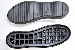 Подошва для обуви женская Марго-4 чорна р.36-41, фото 2
